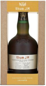 Rum Agricole Calvados Cask Lecompte Finish Vieux 2006  J.M.