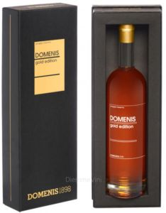 Grappa Riserva Gold Edition Domenis