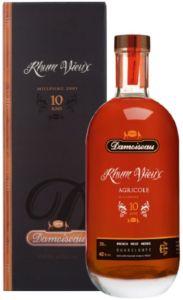 Rum Vieux Agricolo Invecchiato 10 anni Damoiseau