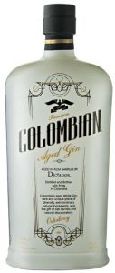 Colombian Ortodoxy Aged Gin Dictator