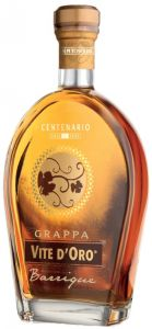 Grappa Vite d'Oro Barrique Decanter Bepi Tosolini