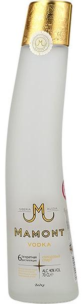 Vodka Siberiana Distillata 6 Volte Mamont