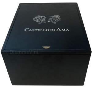 Cassa Legno Vuota Originale Castello di Ama