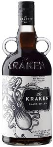 Rum Black Spiced The Kraken