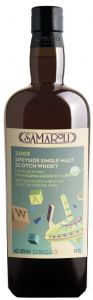 Whisky Speyside Single Malt Scotch Glenalacchie 2009 cl.700 Samaroli