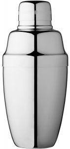 Shaker Acciaio Inox Lucido Inox 18/8 Stainless Steel