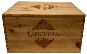 Cassa Legno Vuota Usata Originale Capichera