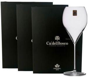 6 Bicchieri Calici by Schott Zwiesel firmati Ca' del Bosco