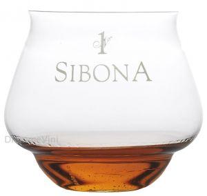 Confezione 6 Bicchieri Tecnico Degustazione Grappa Sibona