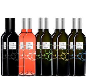 Offerta Abruzzo 10 Bottiglie Miste Az. Agricola Tocco