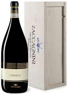 Magnum Capsico Colline Pescaresi Cabernet Igt 2014 Zaccagnini