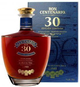 Rum Centenario 30 Anni Edizione Limitada Super Premio Centenario Ron