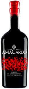 Amaro di Arancia e Carciofino Selvatico Dell'Etna Amacardo