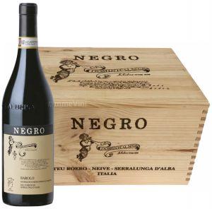 Cassa 6 bt. Barolo Serralunga D'Alba Docg 2015 Negro Angelo