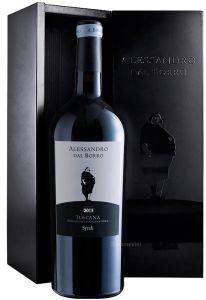 Magnum Alessandro dal Borro Toscana Igt 2015 Il Borro