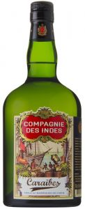 Rum Caraibes Blend Compagnie Des Indes