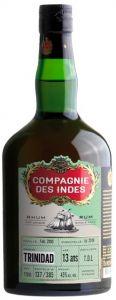 Rum Trinidad invecchiato 13 Anni Compagnie Des Indes