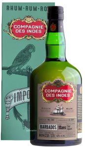 Rum Barbados 10 anni Single Cask Compagnie Des Indes