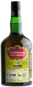 Rum El Salvador 9 Anni Single Cask Compagnie Des Indes