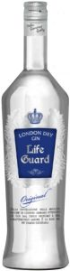 Gin Life Guard London Dry Gin Lt. 1,0 Ciemme