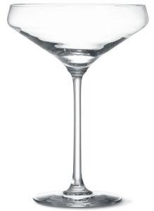 6 Bicchieri Harmony 30 Coppa Champagne Rastal