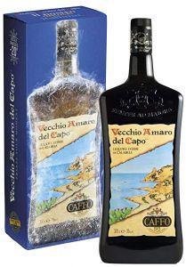 Doppio Magnum Jeroboam Vecchio Amaro del Capo Caffo