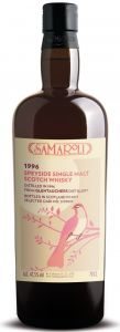 Scotch Whisky Single Malt Speyside Glentauchers 1996 Samaroli