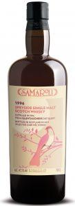 Scotch Whisky Single Malt Speyside Glentauchers 1996 Samaroli