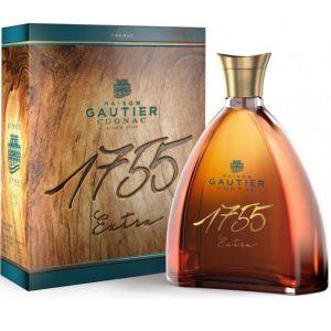 Cognac Extra 1755 Decanter Gautier