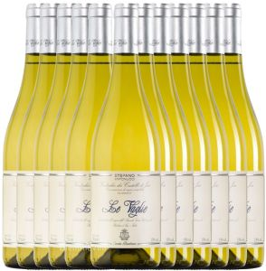 Offerta 12 Bottiglie Verdicchio dei Castelli Jesi Le Vaglie 2018 Santa Barbara