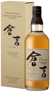 Whisky Puro Malto The Kurayoschi  Matsui