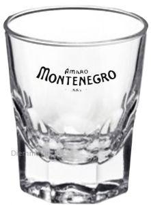 6 Bicchieri Amaro Montenegro