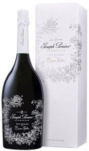 Magnum Champagne Tout de Blanc Lauren Collin Extra Brut Joseph Perrier