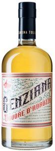 Genziana d'Abruzzo al vino Pecorino Cantina Tollo