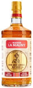 Rum Ambré Agricole Martinique La Mauny