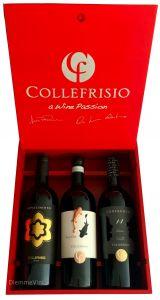 Cassetta Legno 3 Bottiglie Collefrisio