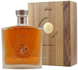 Magnum Grappa Riserva 70 Anni Anniversario Berta Distillerie