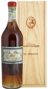 Armagnac Millesimo 1988 Baron Gaston Legrand
