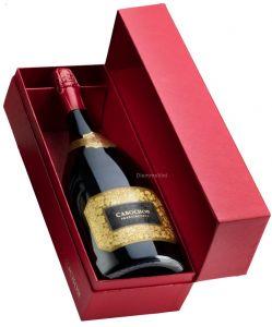 Magnum Franciacorta Brut Docg Cabochon Fuoriserie N°021 Monte Rossa