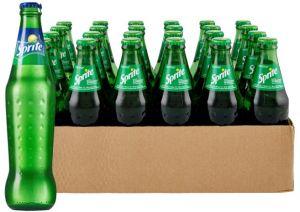 Confezione 24 Bottiglie Vetro cl. 33 Sprite