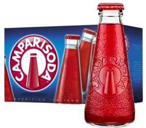 Confezione 60 Bottiglie Vetro cl. 9,8 Campari Soda