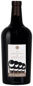 Cannonau di Sardegna Nau Doc 2017 Mora & Memo