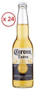 Confezione 24 Bottiglie Vetro cl. 33 Birra Corona