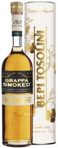 Grappa Smoked Barrique Rovere Bepi Tosolini