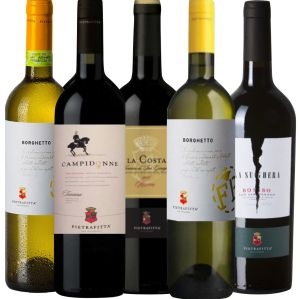 Degustazione 5 Vini Toscana Pietrafitta