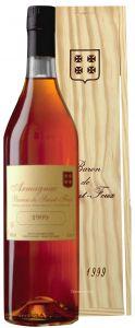 Armagnac Millésime 1999 Baron de Saint Feux