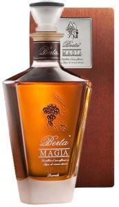 Grappa Magia 2008 Distillato d'Uva Affinato 10 Anni Berta Distillerie