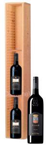 Confezione Vertical Porta cd con 3 Brunello Di Montalcino Docg 2013 Castello Banfi
