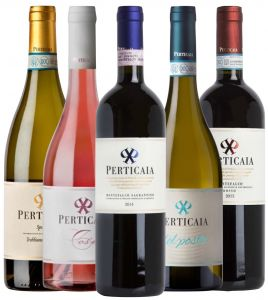 Degustazione 5 Vini Umbria Perticaia