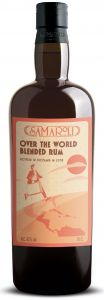 Over The World Blended Rum ed. 2018 Samaroli
